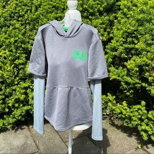 UNDER ARMOUR**Boys Hoodie**Large Age 14